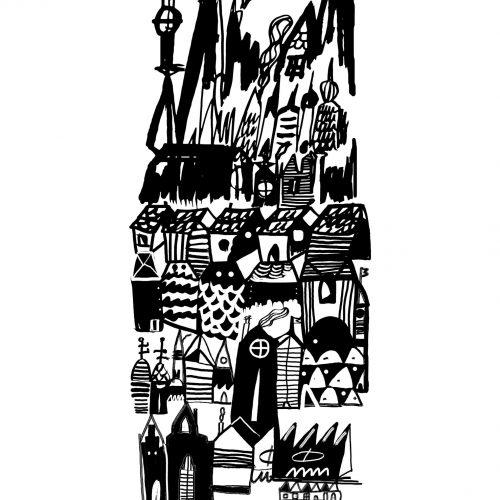 La ville fantôme