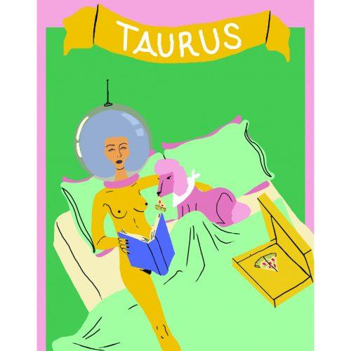 Taurus_8 x 10_crayon mine ert digital_17 dollars